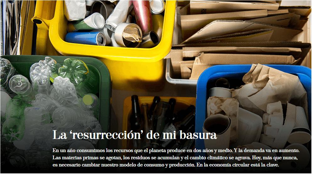 Lee más sobre el artículo La «resurrección» de mi basura
