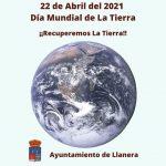 Día Mundial de La Tierra 22/04/2021