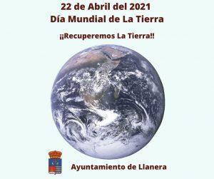 Lee más sobre el artículo Día Mundial de La Tierra 22/04/2021